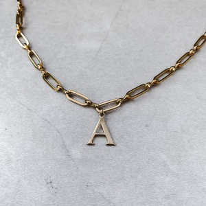 "COLLIER ""ALPHA"" OR"