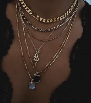 """COLLIER  """"PAPEETE"""""""
