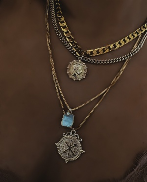 """COLLIER """"CHYPRE"""""""