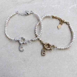 "Bracelet ""NEVADA WHITE""..."